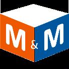 M&M Verhuizingen Logo